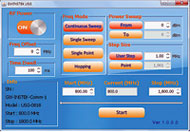 Instek USG Series boasts an easy5-to-use graphical interface