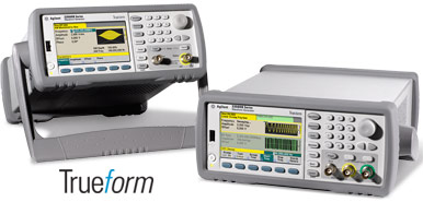 Keysight 33500B Series Function/Arbitrary Waveform Generators