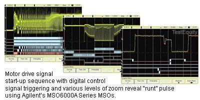 Keysight Mixed Signal Oscilloscopes