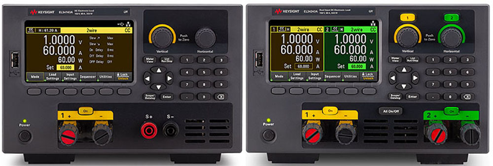 Keysight EL30000 Series DC Electronic Loads