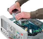 N6705 DC power analyzer mainframe