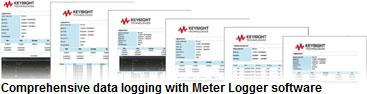 Keysight Meter Logger software