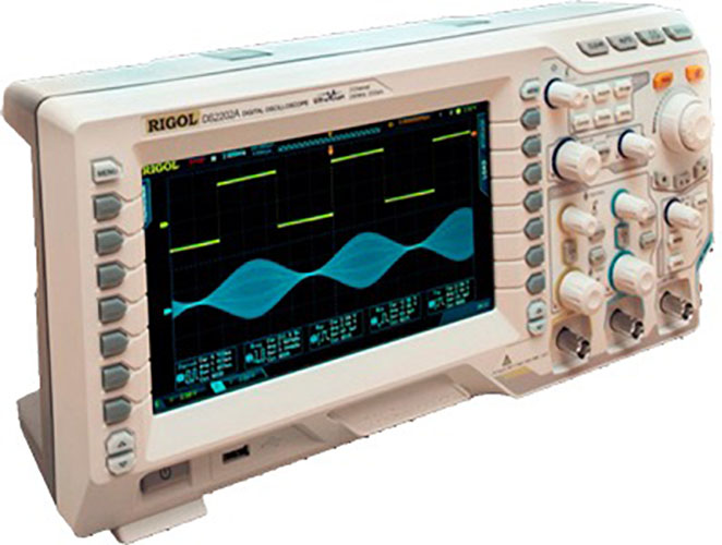 RIGOL 2000A Series Digital Oscilloscopes