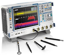 Rohde & Schwarz RTE Series Digital Oscilloscopes