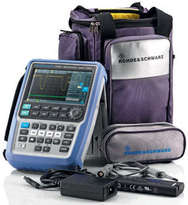 Rohde & Schwarz RTH Scope Rider Handheld Oscilloscope