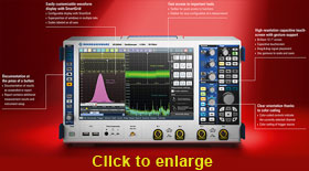 Rohde & Schwarz RTO2000 Series Digital Oscilloscopes