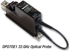 Tektronix DPO7OE1 33 GHz Optical Probe