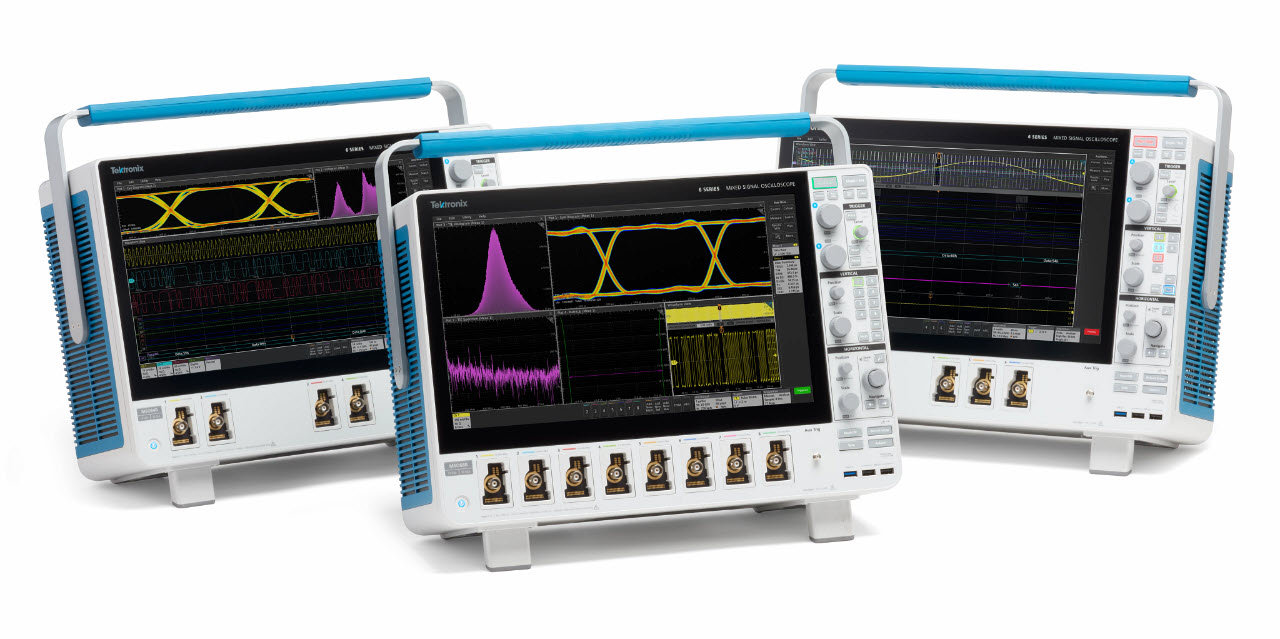 Tektronix 6 Series B Group