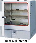 Yamato DKM Series interior shelves