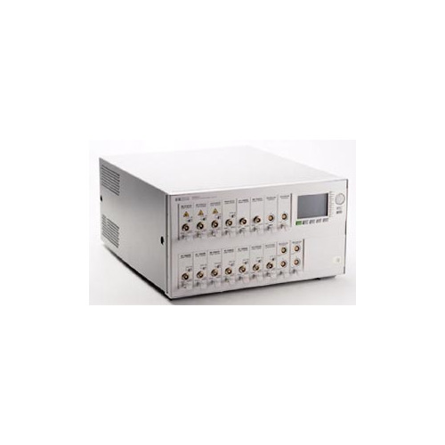 Keysight 8166A Lightwave Multichannel System