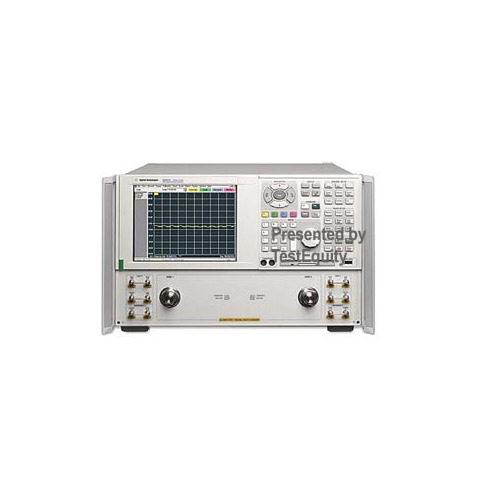 Keysight E8364B/010/014/016/080/081/083/UNL Vector Network Analyzer