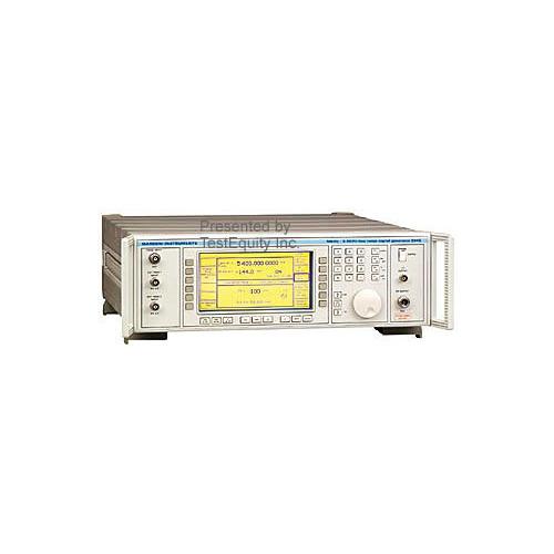 Aeroflex IFR Marconi 2031/002 Signal Generator