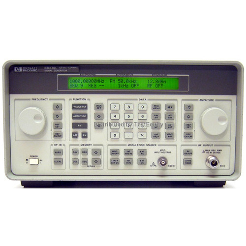 Keysight 8648C Synthesized Signal Generator
