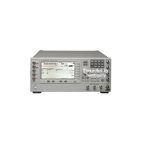 Keysight E8267D/520/602/UNT/UNX PSG Vector Signal Generator