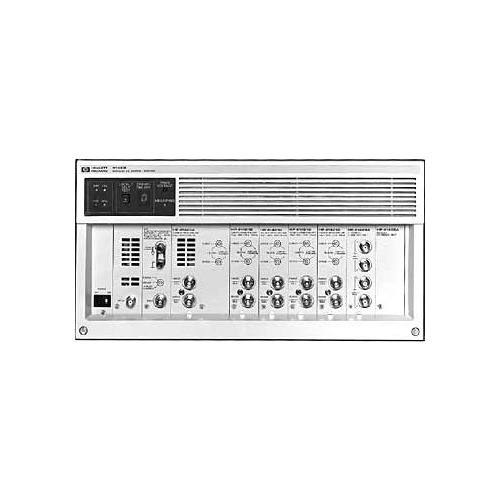 Keysight 41420A Modular DC Source/Monitor