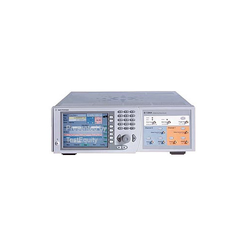Keysight 81134A Pulse Pattern Generator, Two Channels