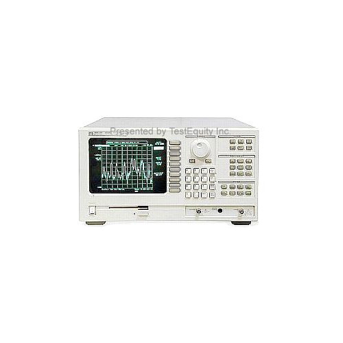 Keysight 3588A Spectrum Analyzer