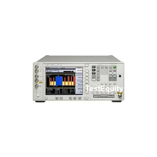 Keysight E4406A VSA Transmitter Tester