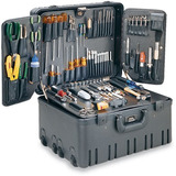 Electro-mechanical and industrial engineer tool kits