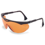 Safety glasses for personal eye protection