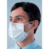Disposable face masks for safety, protection and compliance