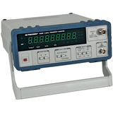 Frequency counters and function generators with counters