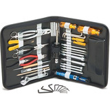 Homeowner tool kits, multi-purpose tool kits and tool roll pouch kits
