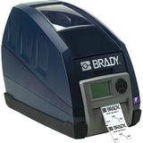 Industrial label printers and label printer accessories