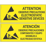 Social distancing, work hazard, awareness and other safety signs