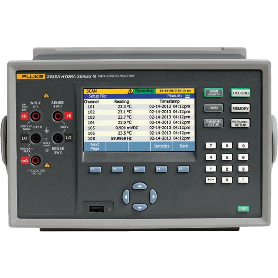 fluke-2638a-data-acquisition-system-front